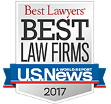 US News Best Law Firms 2017